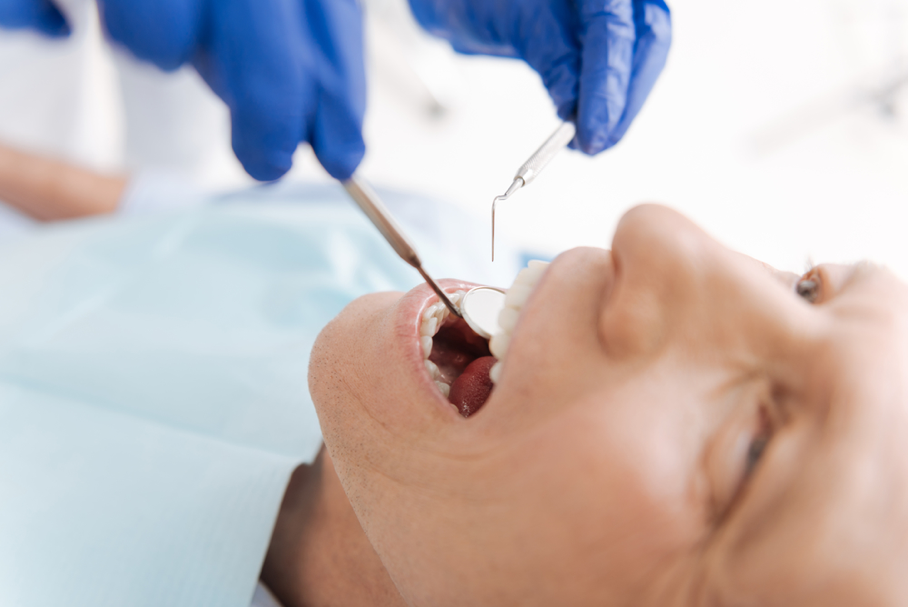 How should I take care of my dental implants in Boca Raton after surgery?